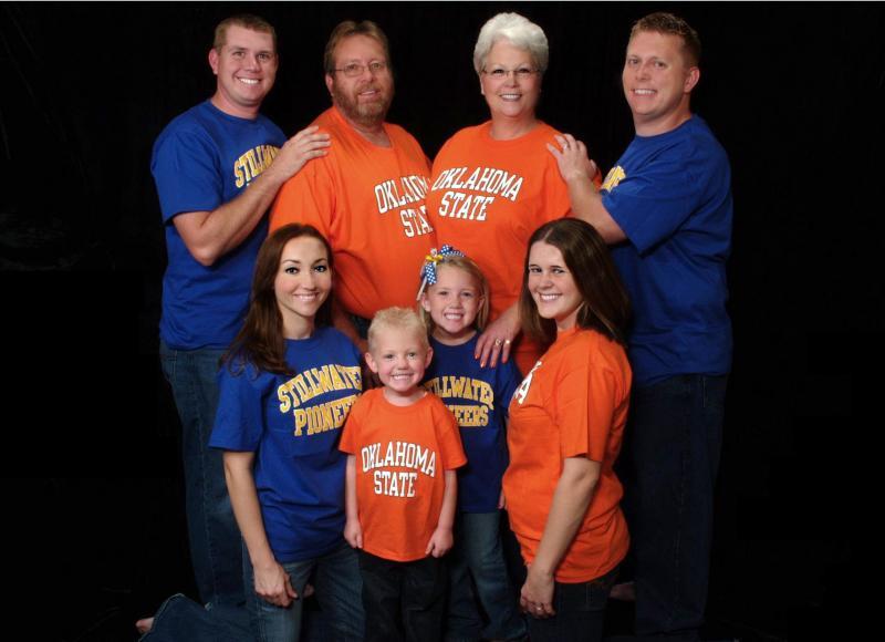 The Hallman Family